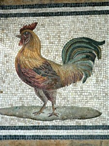 Image: 'Rooster Mosaic' http://www.flickr.com/photos/44124324682@N01/8006858 Photo by Mary Harrsch