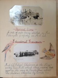 Book extract circa 1950s