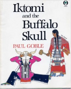pic from Amazon.com http://www.amazon.com/Iktomi-And-The-Buffalo-Skull/dp/0531070778